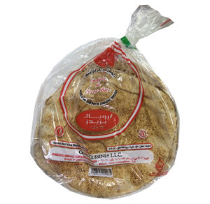 Royal Bread Medium Brown Arabic Bread 1 serving