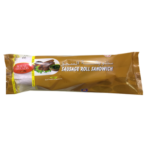 Royal Bread Sausage Roll Sandwich 1 serving