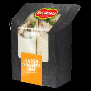 Chicken Shawarma Wrap 220g