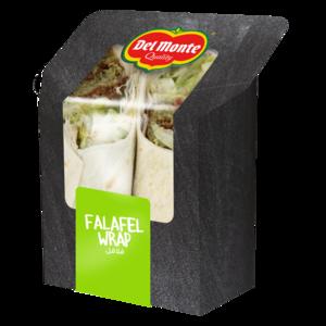 Falafel Wrap 220g
