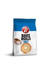 Almarai 7days Baked Rolls Salt 80g