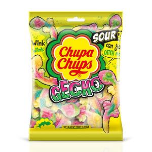 Chupa Chups Sour Gecko 90g