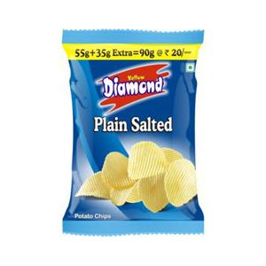 Deemah Salted Biscuits 90g