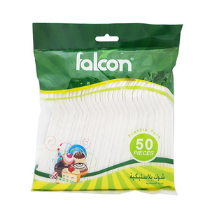 Falcon Plastic Fork 50pc