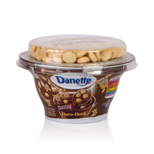 Danette Chocolate Topper Custard 134g