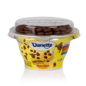 Danette Vanilla Topper Custard 134g