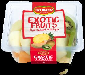 Juicy Exotic Fruit Salad 160g