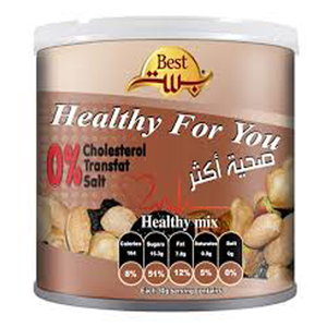 Best Healthy Mixnut Can 250gm 250g