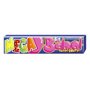 Mega Big Babol Tutti Frutti 27g