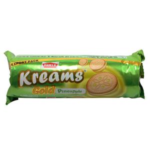 Parle Kreams Gold Pineapple 80g