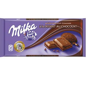 Milka Chocolate Dessert 100gm