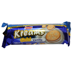Parle Kreams Gold Vanilla 75g 75g