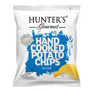 Hunter's Homemade Chips Sea Salt 40g