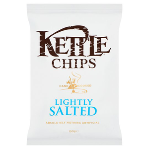 Kettle Chips Lightly Salted Chips 150g