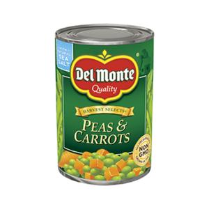 Del Monte Peas & Carrot 400g