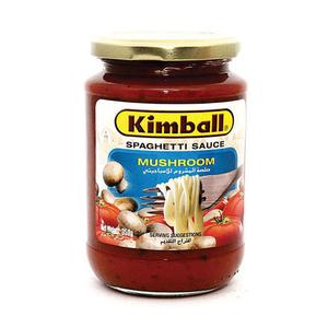 Kimball Pasta Sauce Mushroom 350gm