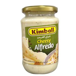 Kimball Sauce Cheesy Alow Fatredo 350gm
