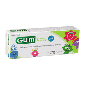Gum Kids Tooth Paste 2 to 6 years 50ml