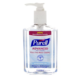 Purell Refresh Gel 236 Ml 236ml