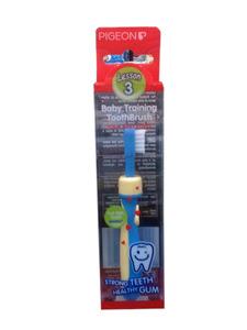 Pigeon Training Toothbrush Wht 1 set