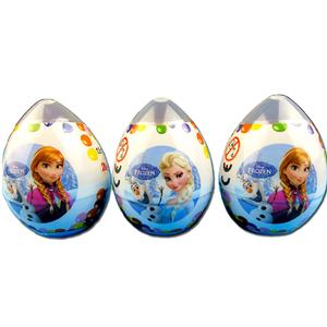 Zaini Disney Egg Tripack Princess 3pack