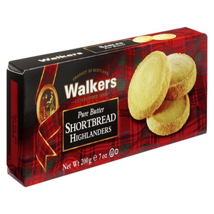 Walkers Highlanders Box 200g