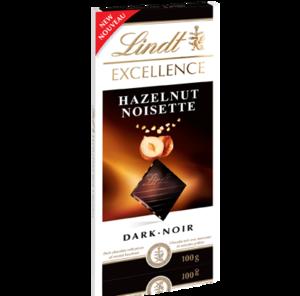 Dark Hazelnut100g 12 x 100gm