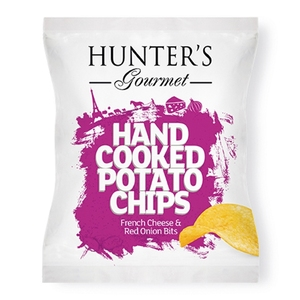 Hunter's Homemade Chips French Cheese 40g