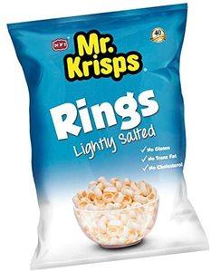 Mr.Krisps Rings Ready Salted 90g