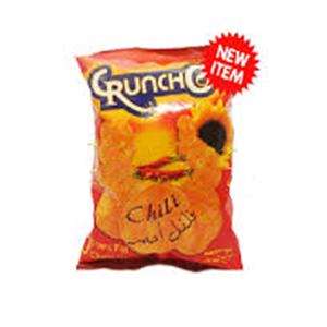 Crunchos Chili Potato Chips 40g