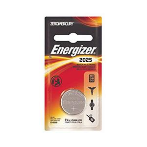 Energizer Lithium 3V Battery (CR2025)  1pc