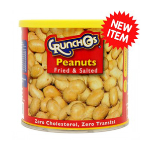 Crunchos Peanuts Fried Salted 225g