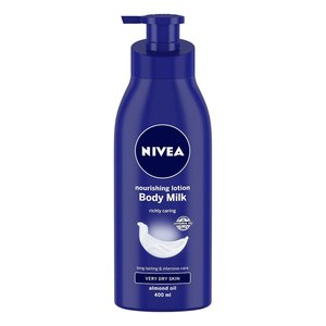 Nivea Express Hydration Body Lotion With Sea Minerals Normal To Dry Skin 400ml