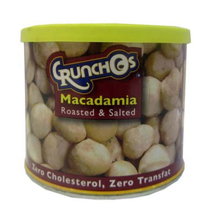 Crunchos Macadamia 110g