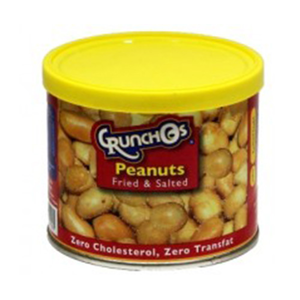 Crunchos Peanuts Can 110g