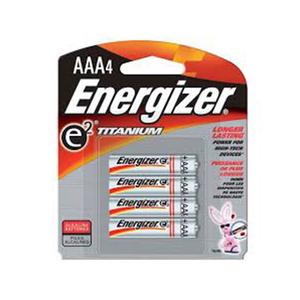 Energizer Adv Alkaline Aaa 4pcs