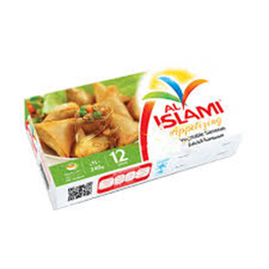 Al Islami Vegetable Samosa 240g 240g