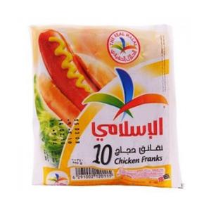 Al Islami Chicken Franks Cheese 340g 340g