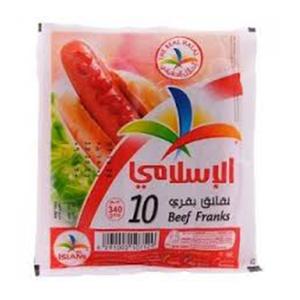 Al Islami Beef Franks 340gm