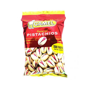 Camel Salted Pistachios 40g