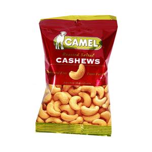 Camel Roasted Salted Cashews 40g