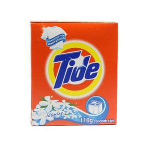 Tide Jasmine Scent Detergent Powder 110gm