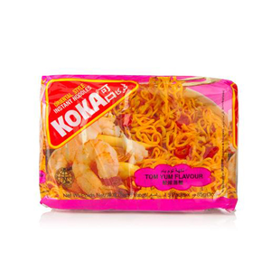 Koka Tom Yam Flavour Noodles 5x85g