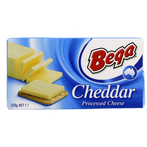 Bega Processed Block Cheese 500g