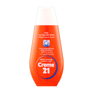 Creme 21 Lotion  Ultra Dry 250ml