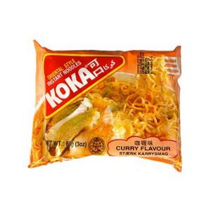 Koka Noodles Curry 5x85g