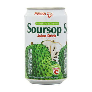 Pokka Soursop Juice 300ml