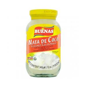Buenas Coconut Strips (Macapuno) 12oz