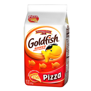 Pepperidge Farms Gold Fish Baked Crackers Pizza 187g
