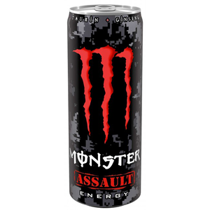 Monster Energy Drink Assault 355ml
